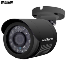 GADINAN 48V PoE IP camera Hi3518E DSP Waterproof Bullet IR Cut Night Vision 720P P2P Surveillance PoE IP Camera ONVIF XMeye P2P