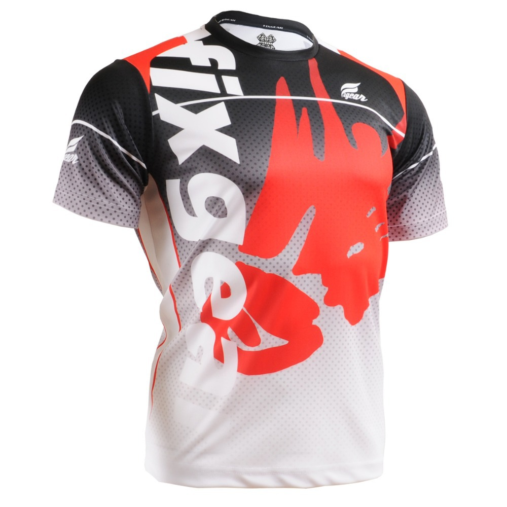 Shirt design unique - Aliexpress Com Buy Summer Style Men S Sports T Shirt Unique Design Printing Gradient Short Sleeves Running Tops Tees T Shirts From Reliable Tee Shirt