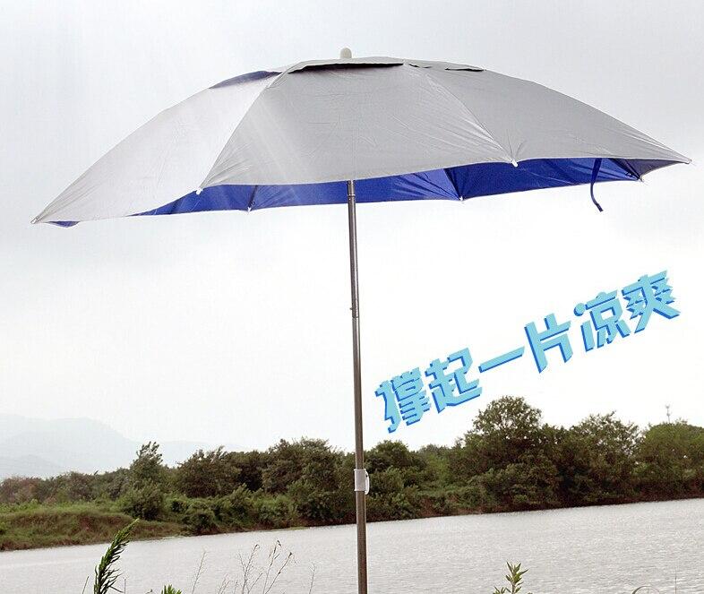1 6M hardcore wind rain UV fishing umbrella folding umbrellas beach umbrellas