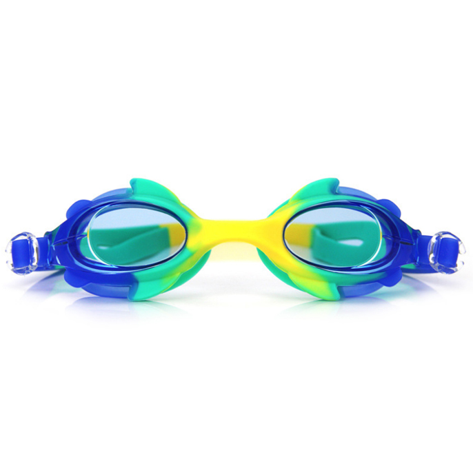 H706 Freies verschiffen 2016 Neue Kinder Schwimmen Brillen Anti fog - Sportbekleidung und Accessoires - Foto 1