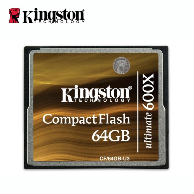 Kingston Digital compactFlash Ultimate 600x 64gb Flash cf card camera memory cards 100% of home furnishings kingston compactflash ultimate 266x card 16gb 32gb 64gb