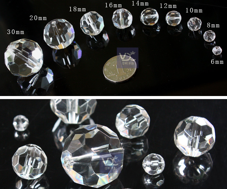 A21 crystal chandelier parts glass beads for chandeliers high grade a21 crystal chandelier parts glass beads for chandeliers high grade crystal beads wedding crystal lamp accessories 25mm in chandelier crystal from lights aloadofball Images