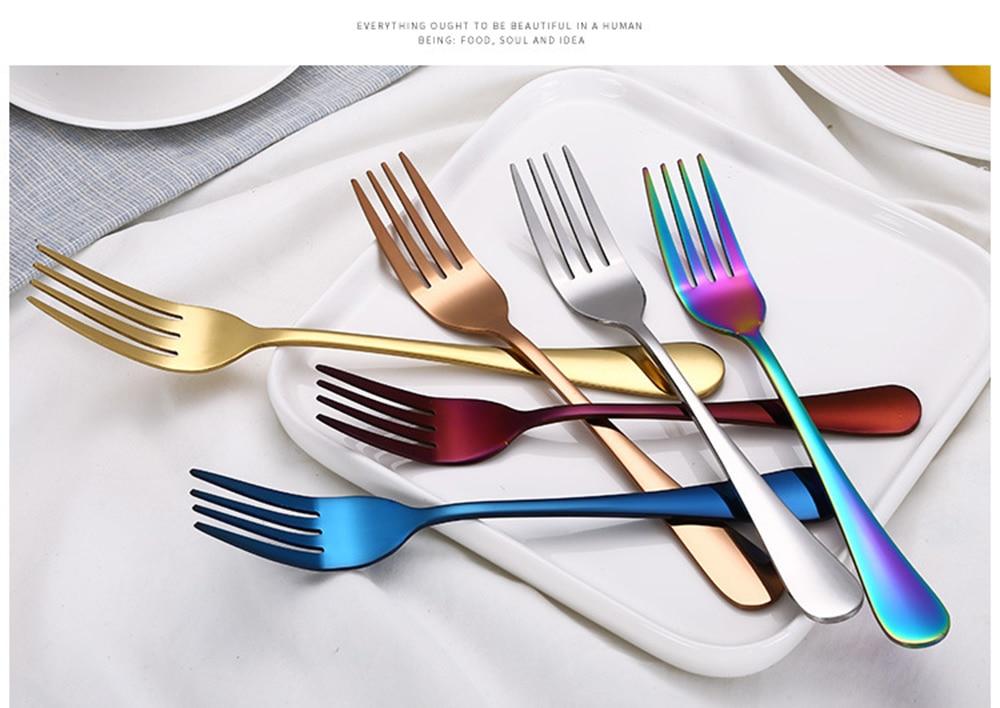 garfo e colher conjunto de utensílios de mesa de natal