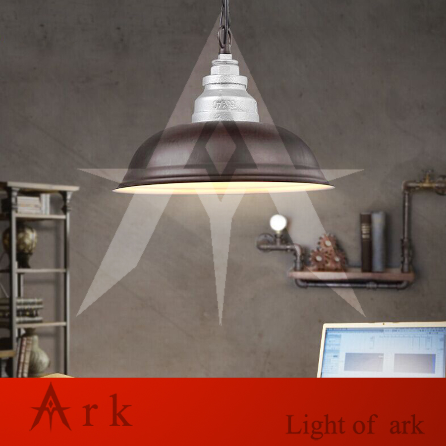 ARK LIGHT Loft Vintage water pipe Personalized Bar Lighting Industrial Vintage Water Pipe Pendant Lamp E27 Edison lamps industrial vintage 4pcs e27 edison bulb water pipe pendant lamp rustic retro lustres hanging lighting for bar cafe shop fixture