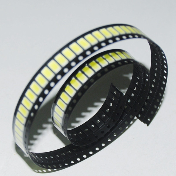 100pcs/lot LED Chip Light 0.5W SMD 5730 Lamp Bulb Tube High Power White for Panel Light Flood Lights Strip 150mA DC3-3.2V(China)