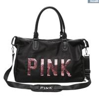 Amasie Women large tote travel duffle bag great quality men bag poly sports bag for travel GET0001