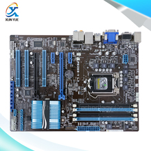 For Asus P8Z68-V LX Original Used Desktop Motherboard For Intel Z68 Socket LGA 1155 For i3 i5 i7 DDR3 32G SATA3 USB3.0 ATX
