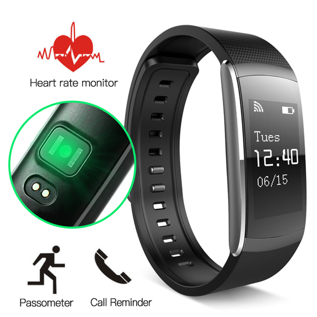 IWOWN i6 Pro Smart Armband Hartslag Sport Tracker Bluetooth 4.0 Banda Inteligente Slimme Band Voor Android IOS PK xiaomi band 2