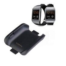 Высокое качество умный Браслет зарядная док-станция зарядное устройство с usb зарядный кабель для samsung Galaxy gear Fit SM-V700 Смарт-часы