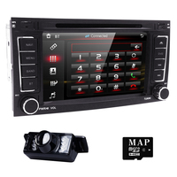 MTK3360 512Mb Faster Speed WINCE 6 0 Car DVD Player Gps For VW Touareg Dvd Multivan