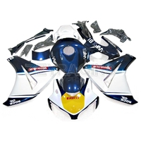Injection Fairings Kits for Honda CBR1000RR 2008 2011 Year Complete ABS Plastic Covers 09 10 Motorcycle Blue White Yellow Panel