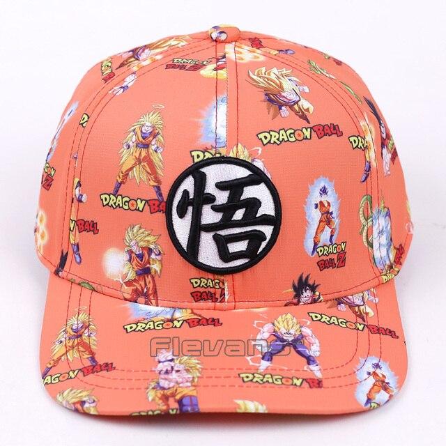 Dragon Ball Z Son Goku Baseball Cap