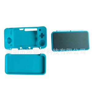 Image 4 - Silicone Case Protective Cover Skin Shell for New Ninten 2DS XL / 2Ds LL Console