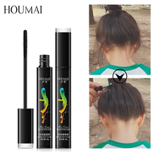 HOUMAI Styling Hair Cream Rapid Fixed Repair Not Oily Female Smell Fresh Wax Broken Art Skin Care 10g