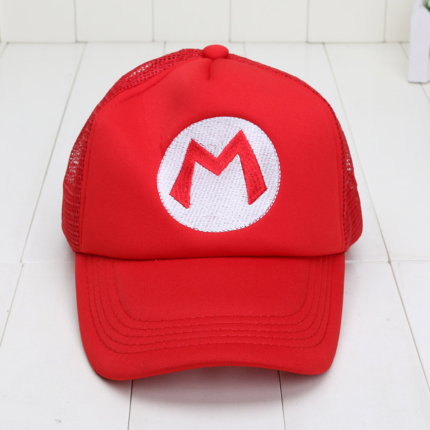 f5d8d117203 Super Mario Bros Hat Mario Costume Cosplay Hat Cap Luigi 5 colors plush toys  free shipping-in Movies   TV from Toys   Hobbies on Aliexpress.com