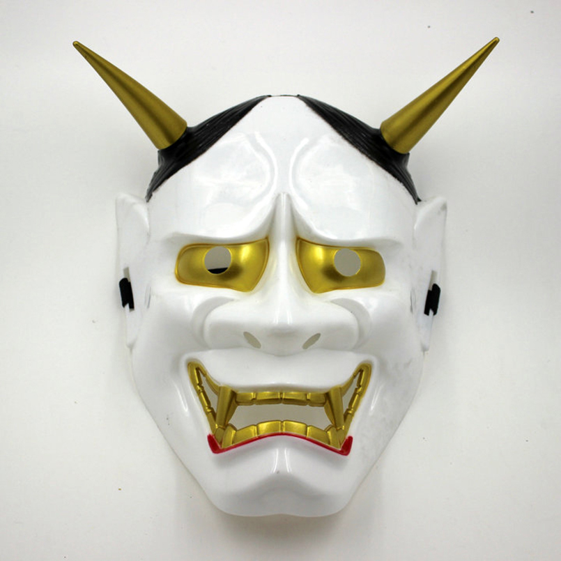Cosplay Party Slipknot Tokyo Ghoul White Red Horror Masquerade Prajna Helmet Halloween Mask Scary Halloween Prajna Face Mask