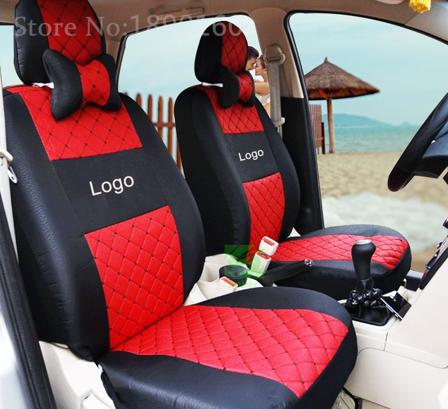 Universal car seat cover for Mitsubish ASX Lancer SPORT EX Zinger FORTIS Outlander Grandis car accessories car sticker
