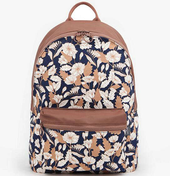 5e914d8303cd Online Shop Rdywbu Korean 3D Flamingo Cartoon Printing Backpack Stitching  Floral Casual Daily Travel Bag Teenagers School Bag Mochila H141