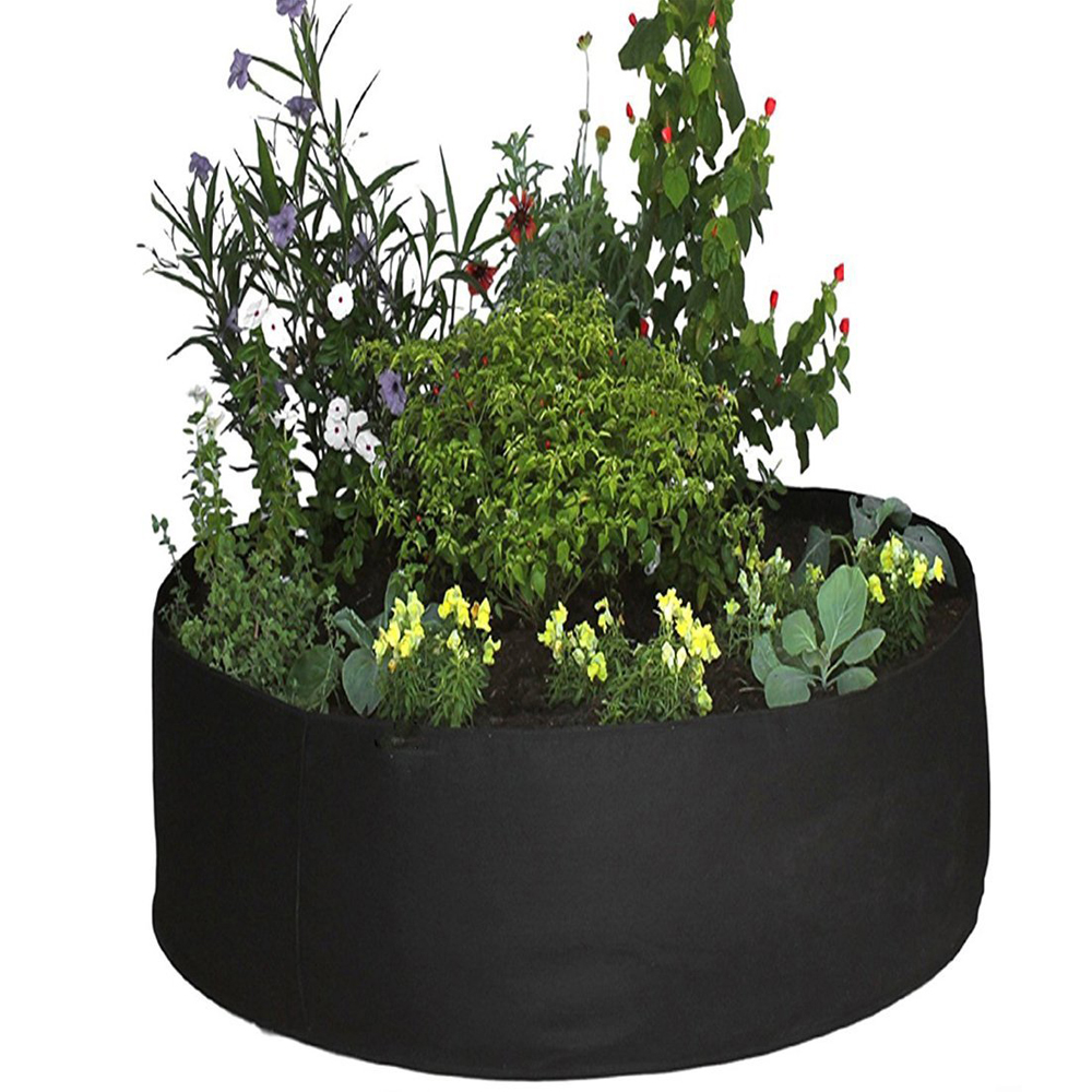 Grow Bags, 20 Gallon Thickened Nonwoven Fabric Pots