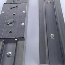 Высококачественная направляющая ролика с двойным валом, ползунок со встроенным SGR35 500 мм, длина+ 1 машинка для нарезки блоков