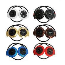 Alta calidad Grandes Auriculares Banda Para El Cuello Auricular Inalámbrico bluetooth para auriculares Deporte Mp3 Player FM Radio Auricular Para teléfono móvil