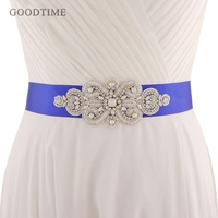 Luxury Wedding Belts Elegant Bridal Belts Crystal Pearls Beaded Wedding Sash Lady Accessories For Girl Party Dress Up