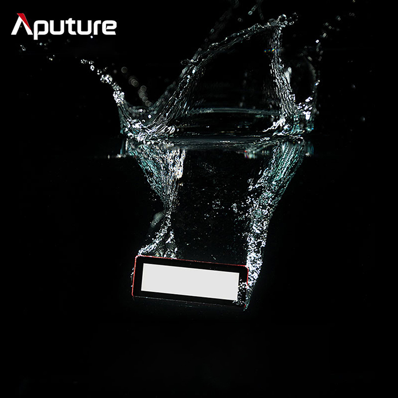Image 3 - Aputure AL MW Waterproof Video LED Light Diving Swim Fill Light for DSLR Gopro 7 6 5 Osmo Action Mini Photographic Lighting-in Photographic Lighting from Consumer Electronics