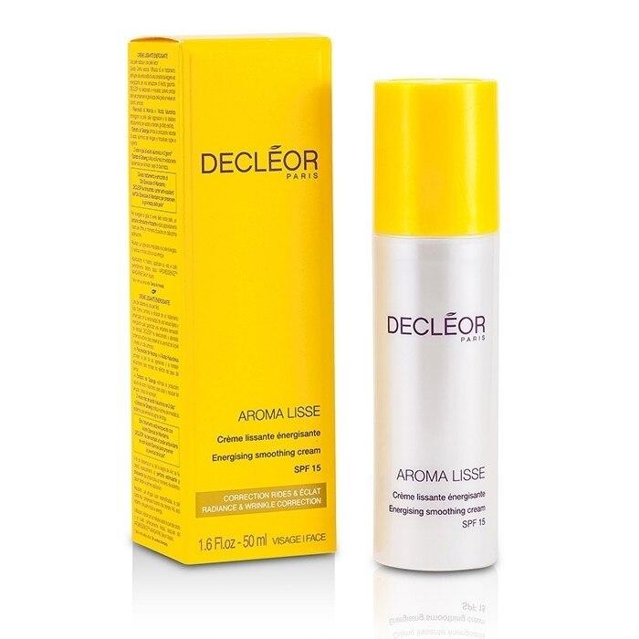 Decleor - Aroma Lisse Energising Smoothing Cream SPF 15 sans soucis крем вв spf 15 натуральный aqua clear skin beauty balm cream spf 15 natural 40мл