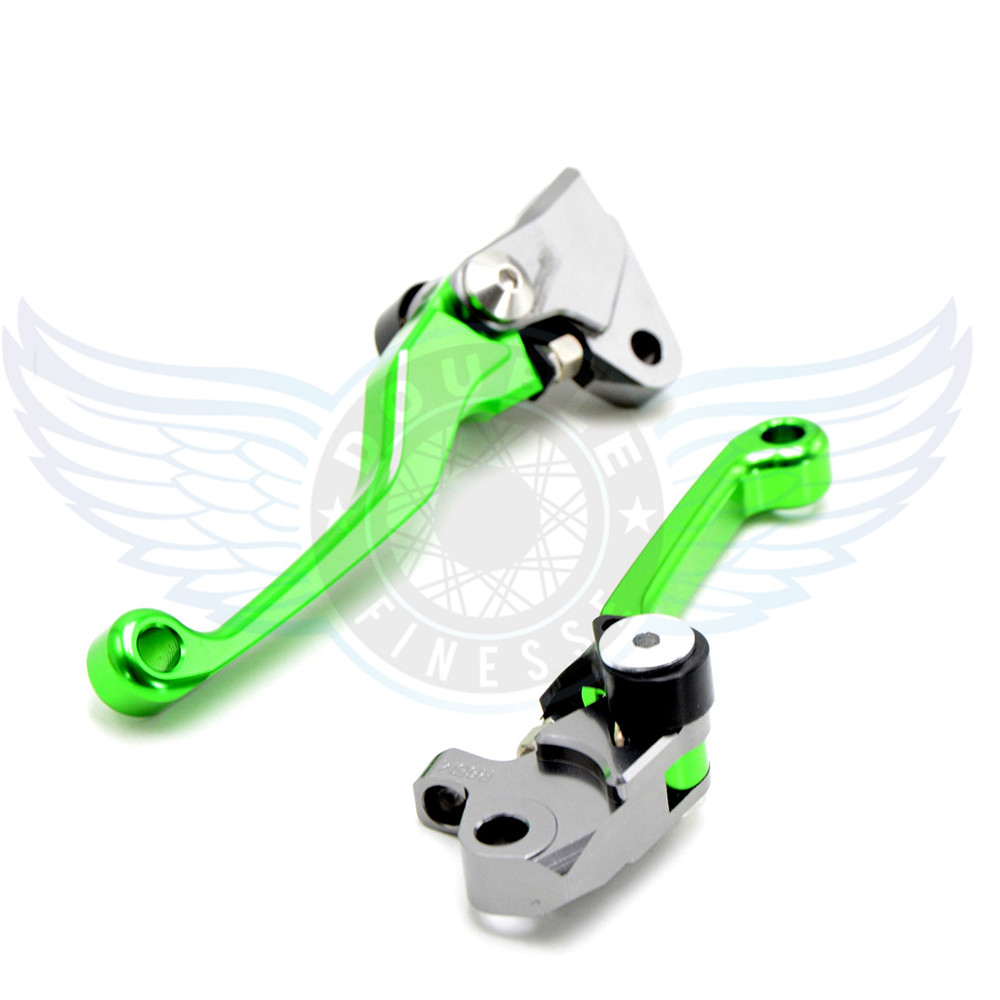 motorcycle accessories increased torque of cnc pivot brake clutch levers For KTM 350SX-F  2007 2008 2009 2010 2011 good quality titanium motorcycle accessories increased torque of cnc pivot brake clutch levers for ktm 450 smr 2007 2008 2009