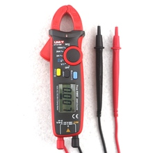 UNI-T UT210E Mini 100A Digital Clamp Multimeter True RMS Voltage Current Resistance Capacitor Tester Auto Range