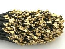 20 шт./лот Радиочастотный кабель 1,13, кабель IPX IPEX u.fl, гнездовой адаптер RG1.13, 10 см