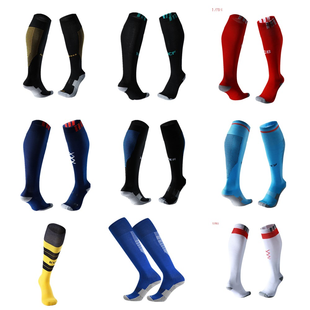 High Quality Men Women Professional Sports Football Socks Knee-High Soccer Sock Breathable Sport Running Basketball stockings все цены