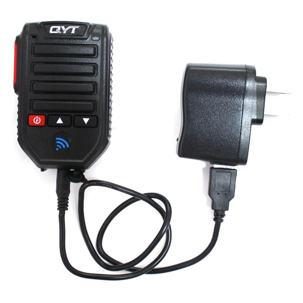 QYT BT-89 Wireless Bluetooth Microphone  BT89 10 Meters Receive Range For QYT KT-980 Plus KT-7900D KT-8900D KT-8900 KT-780 Plus