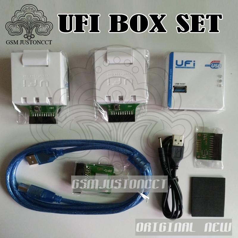 2018 Newest 100% Original Ufi Box / UFI BOX TOOL Ful EMMC Service Tool