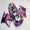 Винты + Изготовленный На Заказ Розовый ABS Корпус мотоцикла ZXR250 1993 1994 1995 1996 1997 для обтекателей