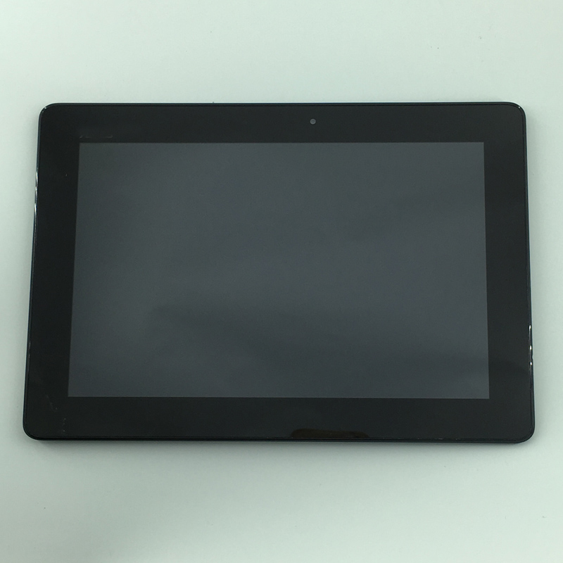 used parts LCD Display Glass Panel Touch Screen Digitizer Assembly frame for Asus MeMo Pad Smart 10 ME301 ME301T K001 5280N FPC1 new for asus eee pad transformer prime tf201 version 1 0 touch screen glass digitizer panel tools