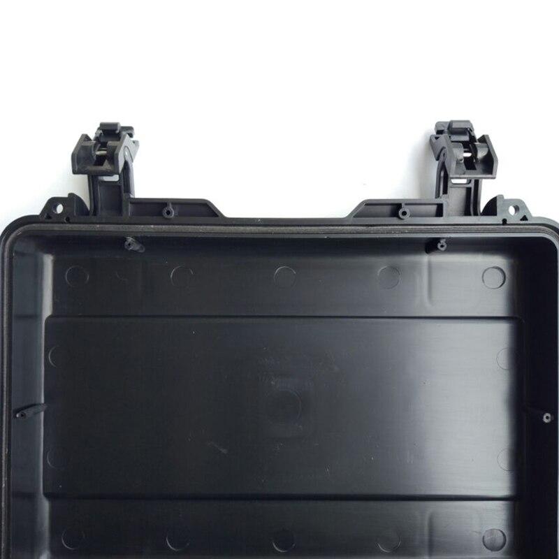 Draagbare Waterdichte Hard Carry Case Bag Tool Kits Opbergdoos Veiligheid Protector Organizer Hardware toolbox Slagvast - 5