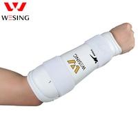 Wesing Taekwondo Arm Guard Forearm guard Adult Children Kickboxing Arm Protector Taekwondo Approved WTF