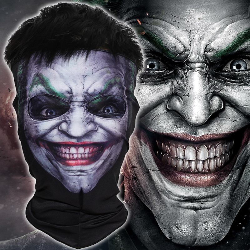 Hero Catcher High Quality New Movie Cosplay Mask Joker Face Mask