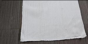 High temperature 1260 ℃ ceramic fiber fire retardant material, fireproof material,cloth.