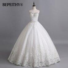 Vestido De Novias милое Хрустальное бальное платье невесты Свадебные платья принцесса свадебное платье горячая Распродажа