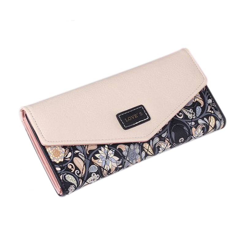 Wallet For Women Wallets Brands Purse Dollar Price Printing Designer Purses Card Holder Coin Bag Female Clutch billetera sailor moon
