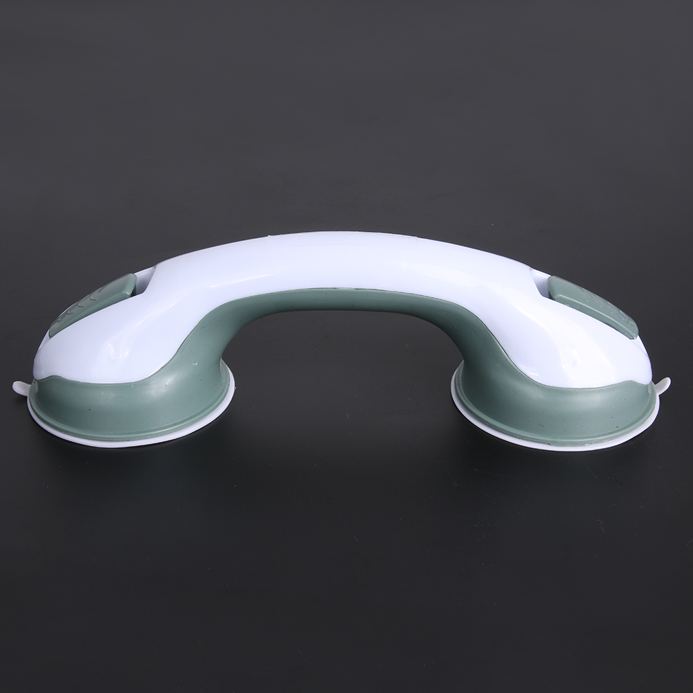 Bathroom Tub Super Suction Handle Shower Safety Cup Bar Handrail ...