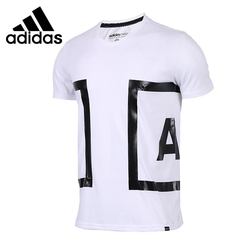 Original New Arrival 2018 Adidas NEO Label CS CNT GR T1 Men's T-shirts short sleeve Sportswear