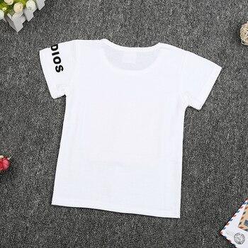 Baby Boy's Plaid Printed Summer Clothing Set 5