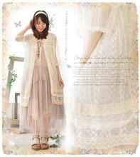 Harajuku arco feminino roupas feminina blusa de gasa tops ropa mujer tallas grandes manga longa feminina mujeres de la blusa de la rebeca