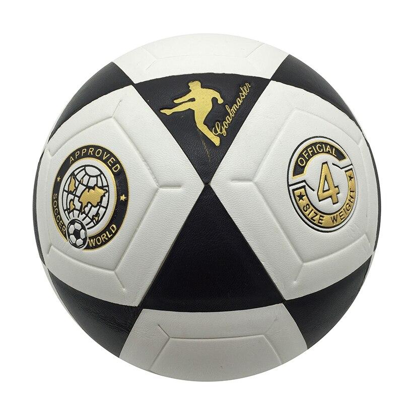 WWSPORT Size 3 Kids Children Training Football Soccer Ball Size 4 Official Size 5 Match Environmental PU futbol voetbal bola