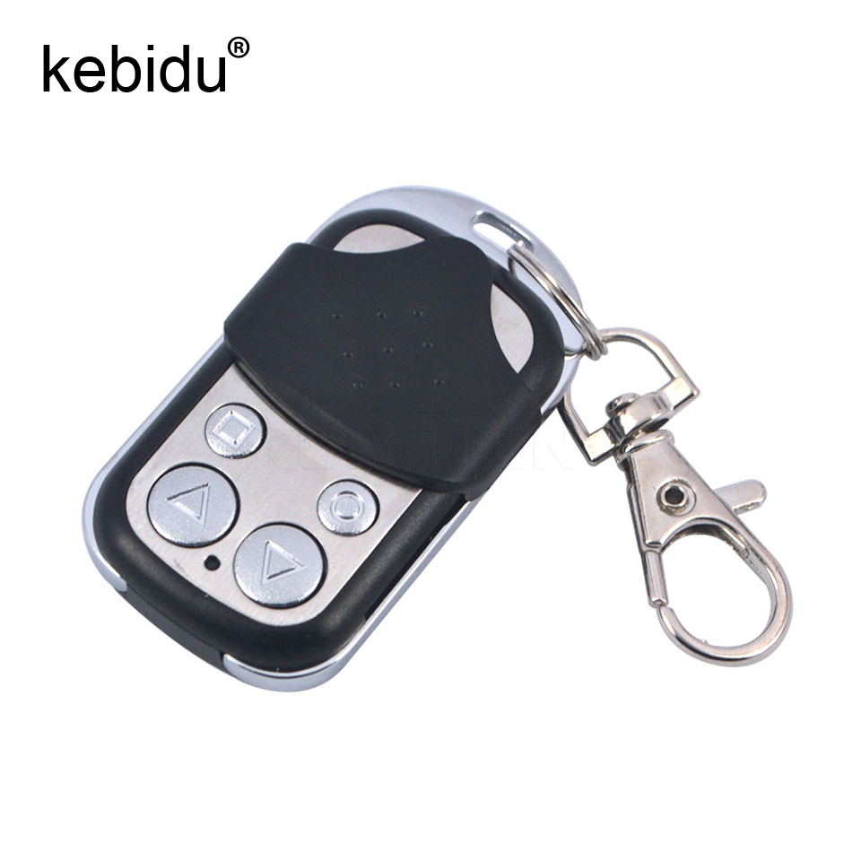 Kebidu Universal Wireless 433mhz Electric Cloning Auto