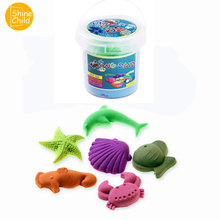 Space Sand Playdough Color Powder Charm Moving Sand Play DIY Mold Accessories Model Maker Tool Kit Fimo No Borax 3C Toy For Kids