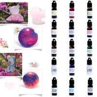 10 ml Epoxy Resin UV Dye Coloring Pigment DIY Crafts Arts Handmade Accessories